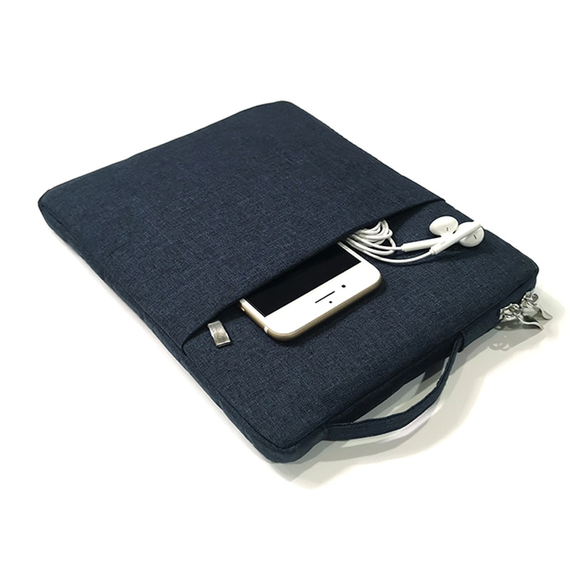 Фото - Handbag Sleeve Case For Lenovo Tab M10 TB-X605L/F M10 Plus TB-X606F/X Pouch Bag Case Cover For Lenovo Tab P10 TB-X705L/F планшет lenovo tab m10 plus tb x606f 32gb 2020 серый
