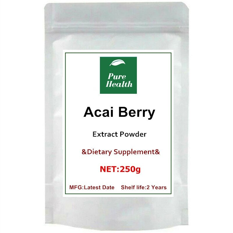 Baya Acai Natural en polvo de alta calidad
