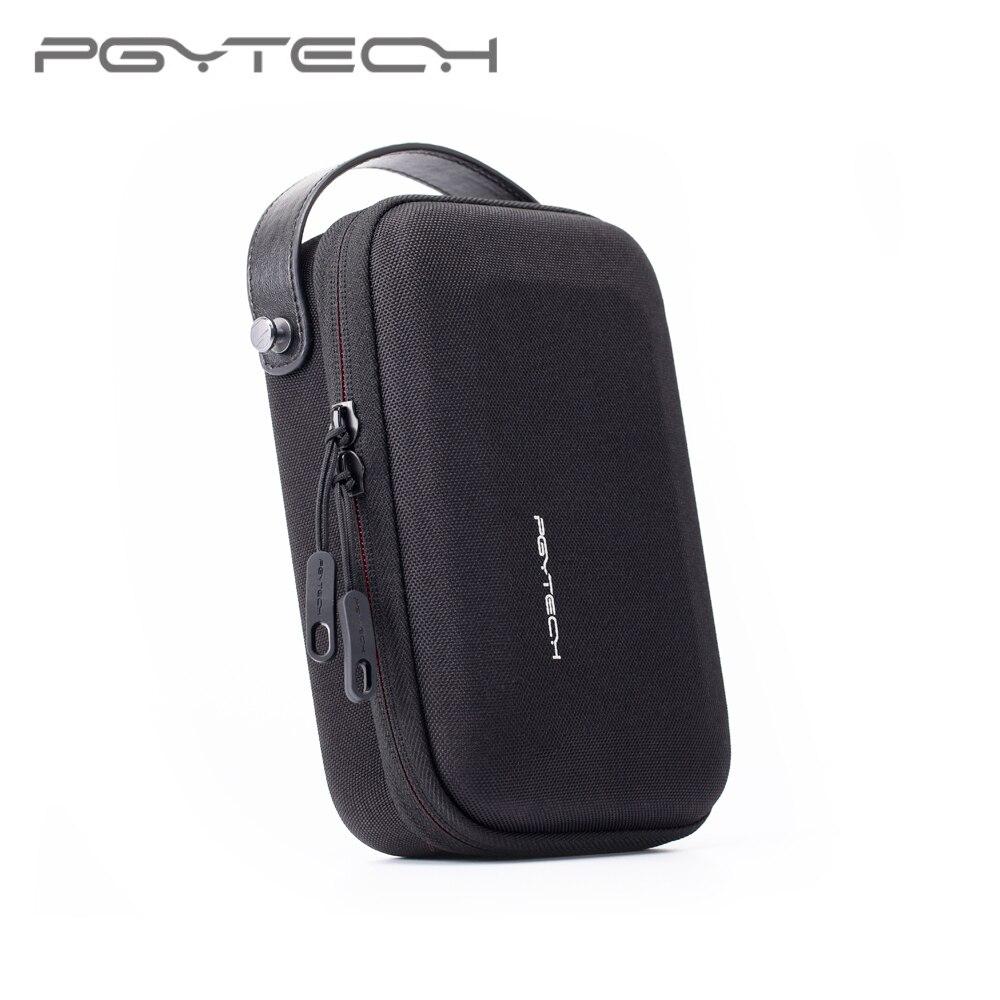 PGYTECH-حقيبة تخزين صغيرة لـ DJI Osmo Pocket 2 و OSMO Action Camera و Gopro Hero 9 و 8 و 7