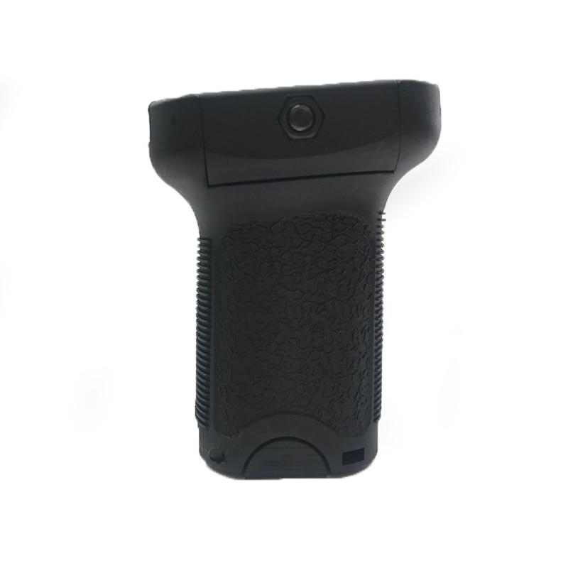 Тактический страйкбол TB1069 TD Grip Универсальный игрушечный аксессуар пластиковая рукоятка загар и черный