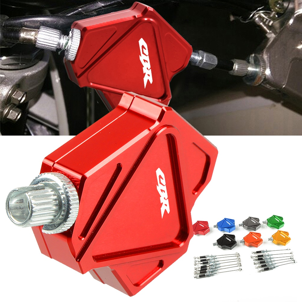 Motorcycle Aluminum Stunt Clutch Lever Easy Pull Cable System For HONDA CBR1000F SC24 CBR 1000 F SC 24 1993 1994 1995 1996 1997