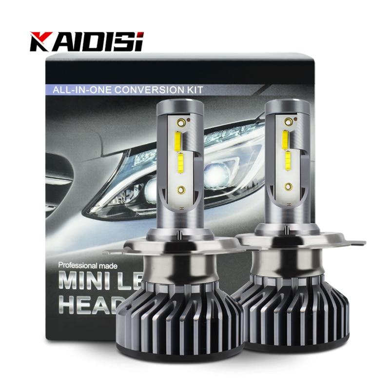 Светодиодные лампы для автомобильных фар F2, H4, H7, H11, H1, H8, H9, H11, 9005, светодиодный, 9006, Автомобильные противотуманные фары, автомобильные лампы ...