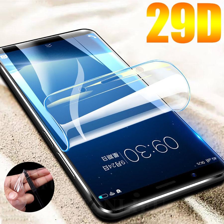 Full Cover Hydrogel Film For Sony Xperia X XA XA1 XZ XZ1 XZS Ultra Plus C6 Compact Performance Premium Screen Protector Film