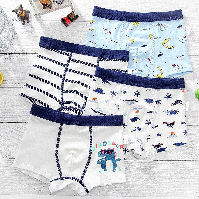 4 pcs lote calcinha para meninos do bebe algodao macio respiravel bonito calcas criancas