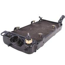 Pièces de moto pour Honda Steed   Réservoir deau, radiateur avec capteur, pièces de moto pour Honda 400/600 VLX 400/600 Shadow VT600 1 ensemble