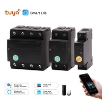 WiFi Circuit breaker Smart Timer Switch Remote control no distance limit compatiable with Alexa and google home for Smart Home