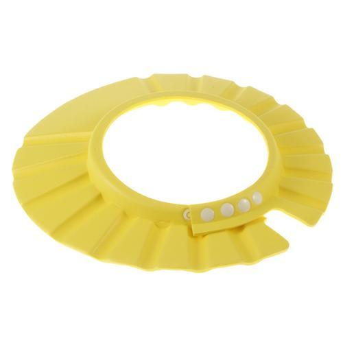 Baby Shampoo Cap Wash Hair Kids Bath Visor Hats Adjustable Shield Waterproof Ear Protection Eye Children Hats Infant