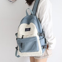 Large Capacity School Backpack Women Fashion School Bag for Teenager Girls Female High School College Student Book Bags Mochila