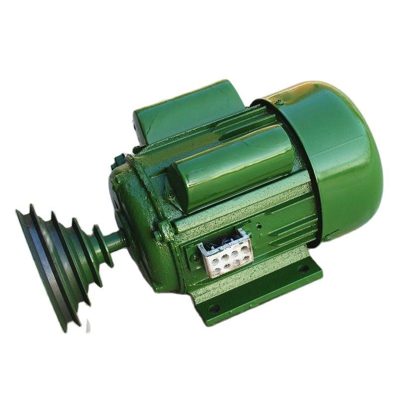220/380 فولت ماكينة حفر ماكينة حفر مرحلة واحدة ثلاث محرك أحادي الأطوار المنزلية النحاس الأساسية المحرك B3 محرك عمودي
