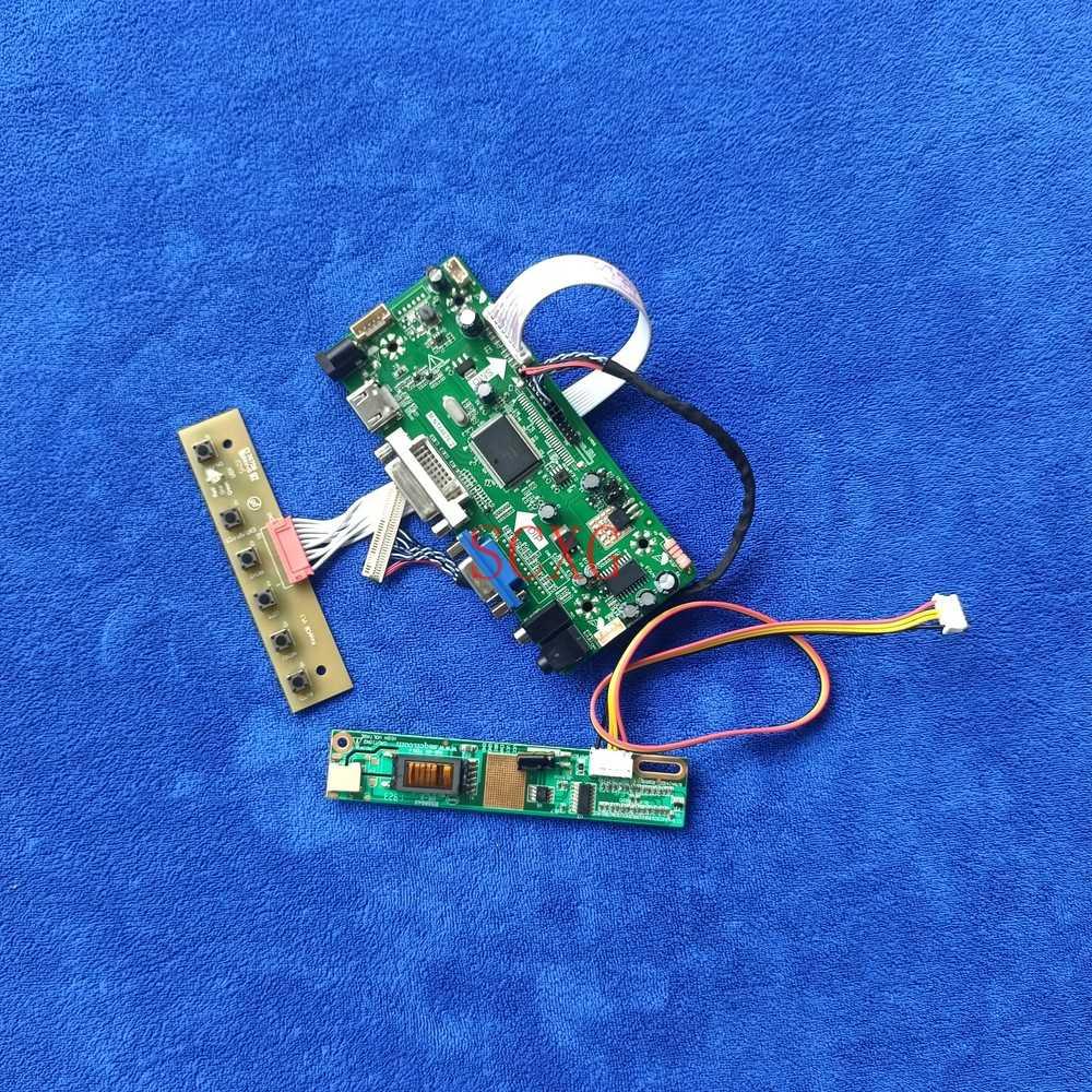 M.NT68676 كارت قيادة HDMI متوافق VGA DVI 1400*1050 شاشات كريستال بلورية لتقوم بها بنفسك عدة 30 دبوس LVDS 1CCFL ل HSD141PK11/LQ141F1LH02/UB141P03