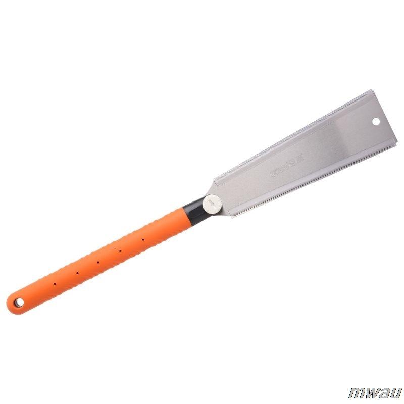 منشار يدوي SK5 منشار ياباني 3-edge الأسنان 65 HRC قاطع خشب للتينون الخشب الخيزران البلاستيك قطع أدوات النجارة 1 قطعة