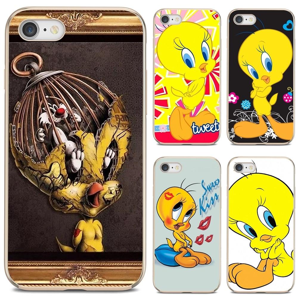 Tweety-pájaro para Samsung Galaxy S10E S20 FE Nota 10 20 borde Lite...