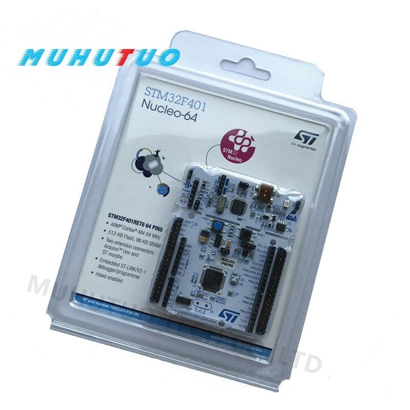 NUCLEO-F401RE STM32F401RE Development board supports Arduino Cortex-M4 v9 v8 emulator adapter board supports jtag cortex stm32 super multi interface