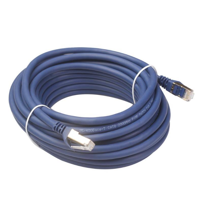 40gbps Cat8 Ethernet Câble SFTP Super Vitesse RJ45 Réseau Lan Câble De Raccordement Lot