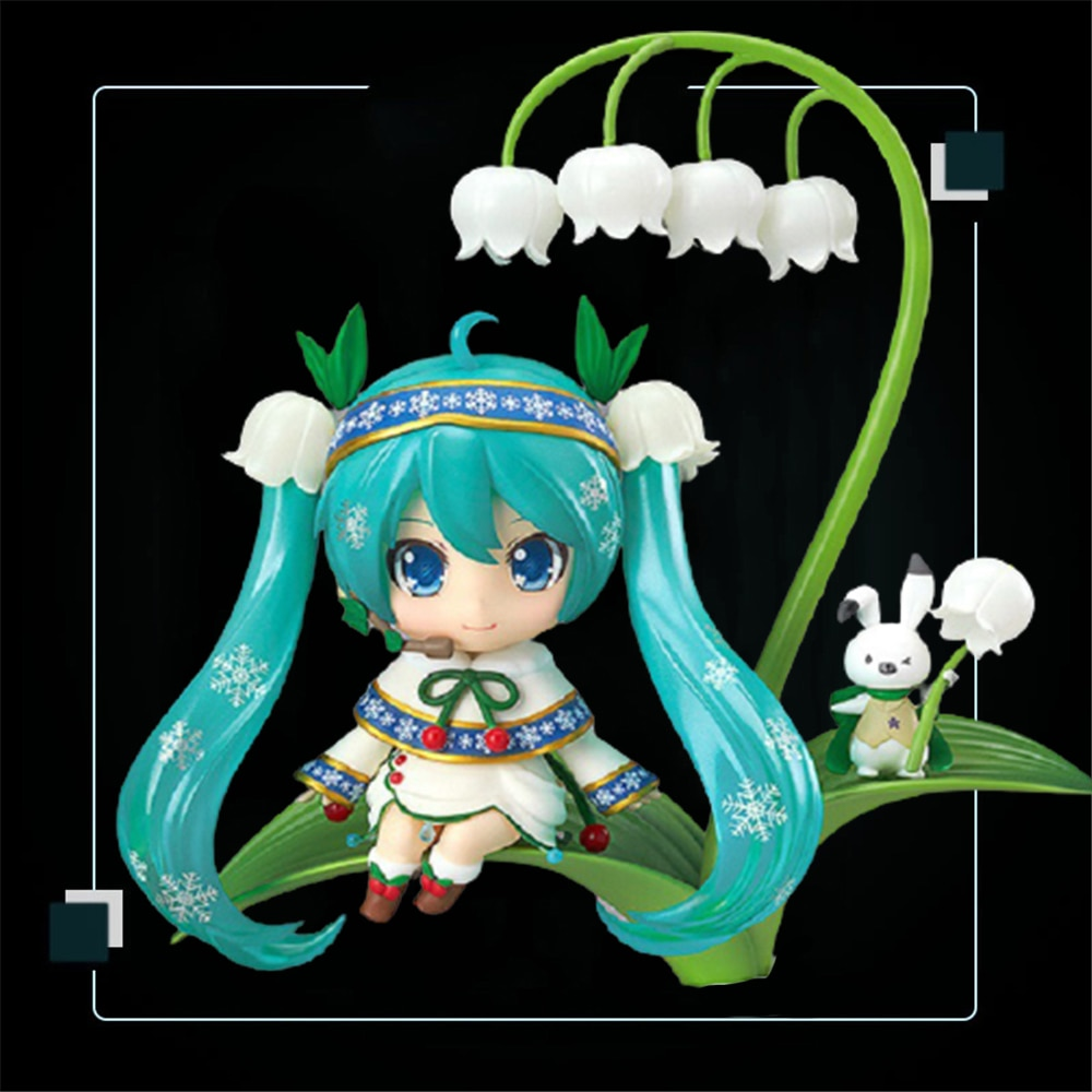 10cm-version-q-lirio-del-valle-de-hoja-de-loto-de-nieve-hatsune-anime-en-miniatura-modelo-de-figuras-de-accion-de-coleccionables-decoracion