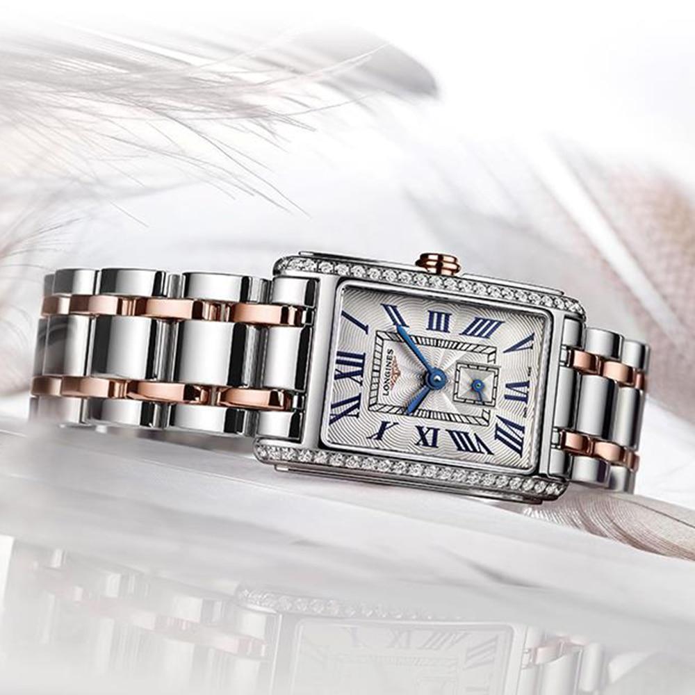 Famous Brand Luxury Women Watches Ladies Creative Steel Women's Bracelet Watches Quartz Watch