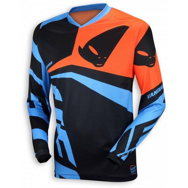 2019 moto mtb jersey motocross Jersey for men downhill MX cycling mountain bike DH Bicicletta Jersey quick drying BMX jersey