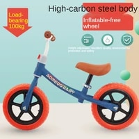 balance bike for kids pedal free bicycle inertia luge children kids balance bike suitable for 2 7 years old boys and girls
