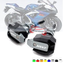 ForSuzuki KATANA GSXF 600 750 1100-1997 cadre de Protection contre les chutes de moto   Cadre de Protection contre les chutes, curseur de Protection contre les chocs