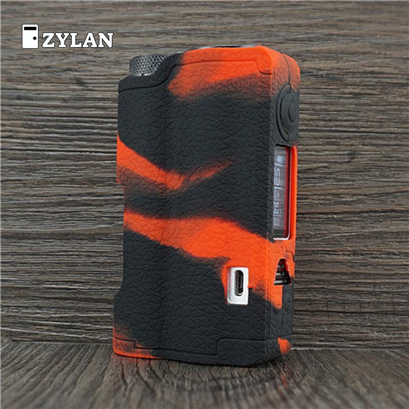 ZYLAN чехол для Dovpo Topside 90w Squonk Box Mod защитный силиконовый защитный чехол для Dovpo Topside 90w
