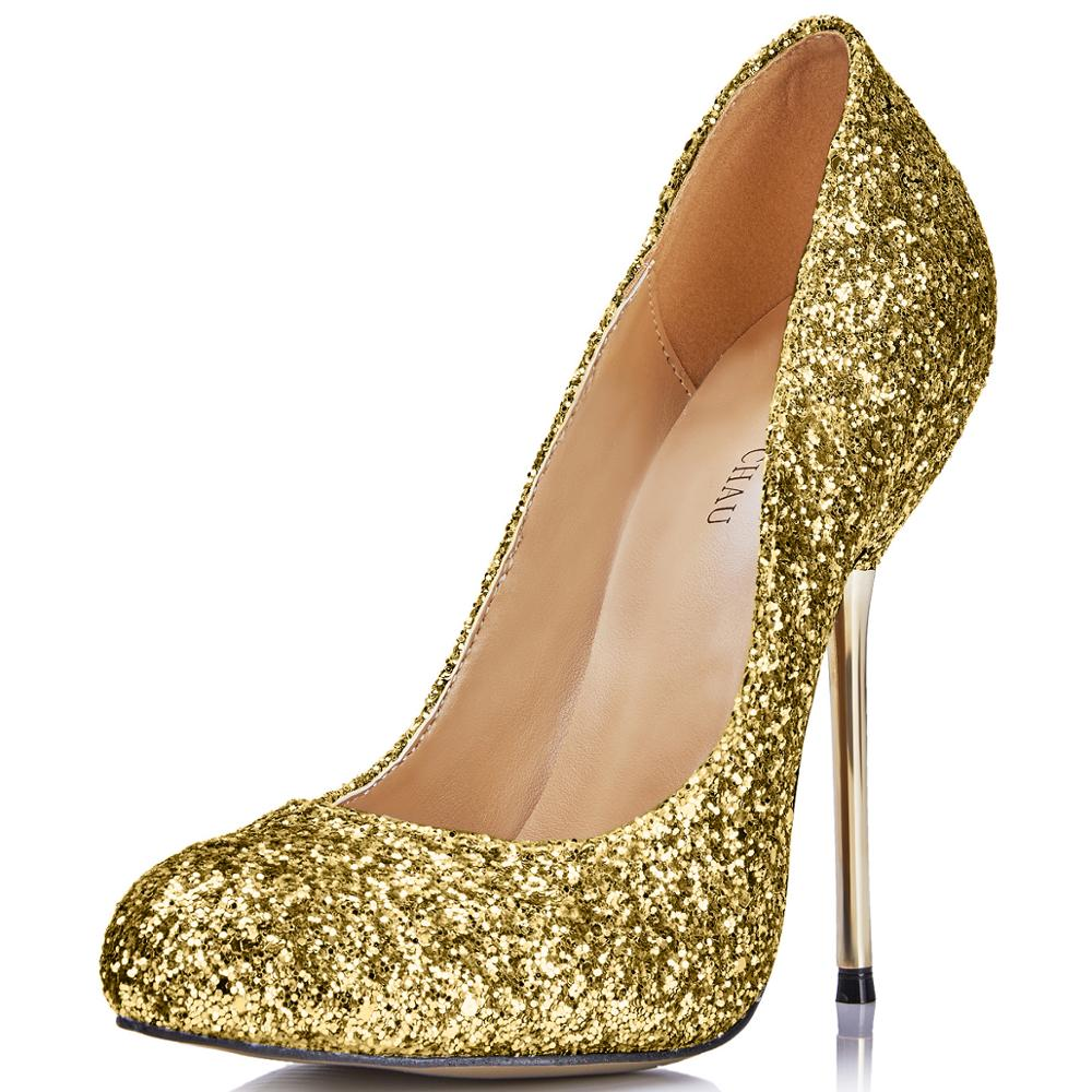Bridals Fiesta tacones de Aguja mujeres Bombas Zapatos Para Mujer Bombas de...