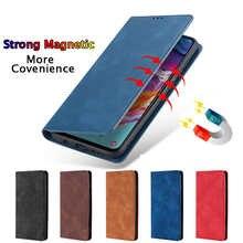 Чехол для телефона Huawei P9 Lite 2016, Магнитный кожаный чехол-книжка, чехол для p10 plus p9lite mini p8lite 2017 p20 lite 2019 p30 pro, бумажник