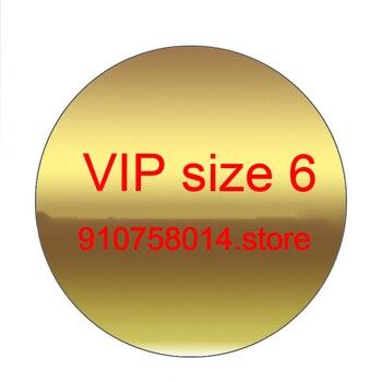 1pcs/50u or 100u (VIP 6 )