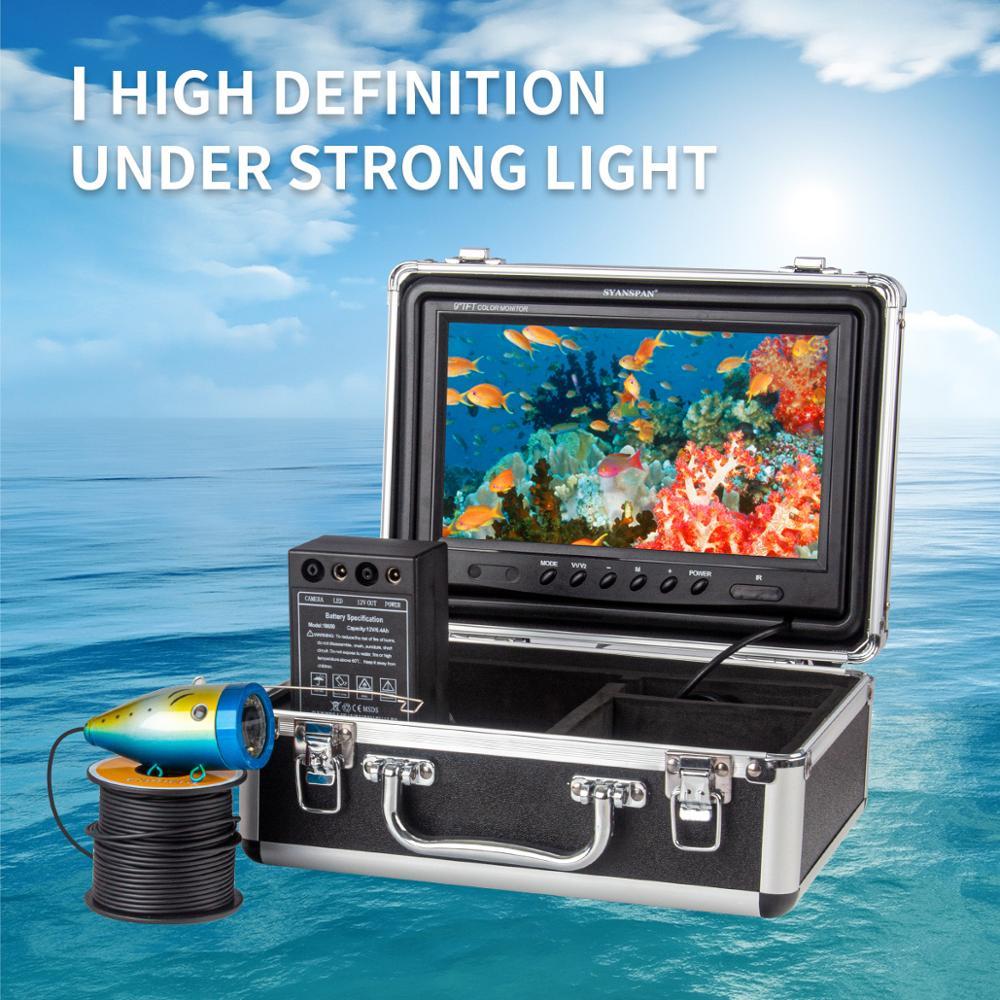 Ice Underwater Fishing Camera 7