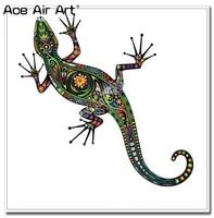 colored lizard diamond painting animal full squareround mosaic cross stitch diamond embroidery for kid gift room decoration