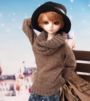 14 scale nude bjd doll cute pretty boy bjdsd resin figure doll model toy gift not included clothesshoeswig a0416bory msd