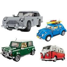 Technic Serie DB5 Set Bausteine Ziegel Kinder Auto Modell Geschenke Spielzeug Kompatibel mit lepines
