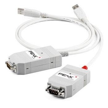 PCAN-USB Kan Bus Analyzer IPEH-002021 / IPEH-002022 Piek Kan