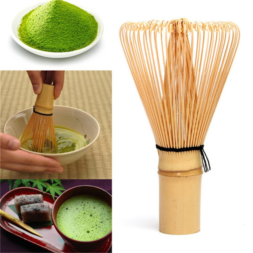 shozo sato tea ceremony Japanese Ceremony Bamboo  Matcha Powder Whisk Green Tea Brush Tools Tea Sets Green Tea Set Accessories