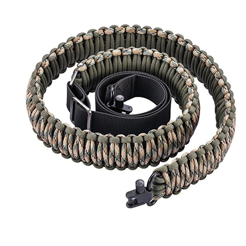 Cabestrillo táctico para Rifle Glock 19 17 M4 Ak 47 Ar15, Correa...