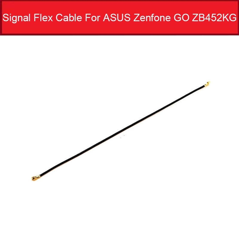 Cabo flexível do sinal para asus zenfone ir 4.5 zb452kg x014d antena sinal flex fita cabo peças de reposição