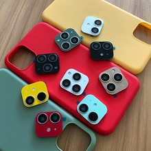 Ready For iPhne XR Seconds Change To for iPhone 11 Camera Lens Case Solid Protective Ring Cover Scre