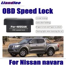 Liandlee New Smart Auto OBD Speed Lock For Nissan navara 2016 2017 2018 2019 Profession Car Door Lock Device