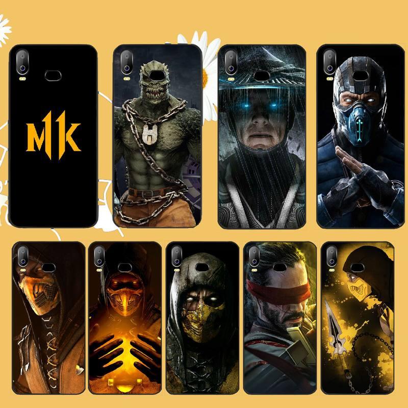 NBDRUICAI Mortal Kombat Customer High Quality Phone Case For Samsung A10 A20 A30 A40 A50 A70 A71 A51 A6 A8 2018