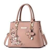 embroidery women hand bags the new fashion female purse korean style diagonal shoulder handbag dl192 23
