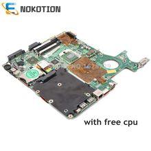 NOKOTION carte mère pour Toshiba satellite A300D P305D PC carte mère A000038250 A000036980 31BD3MB00D0 DDR2 cpu gratuit