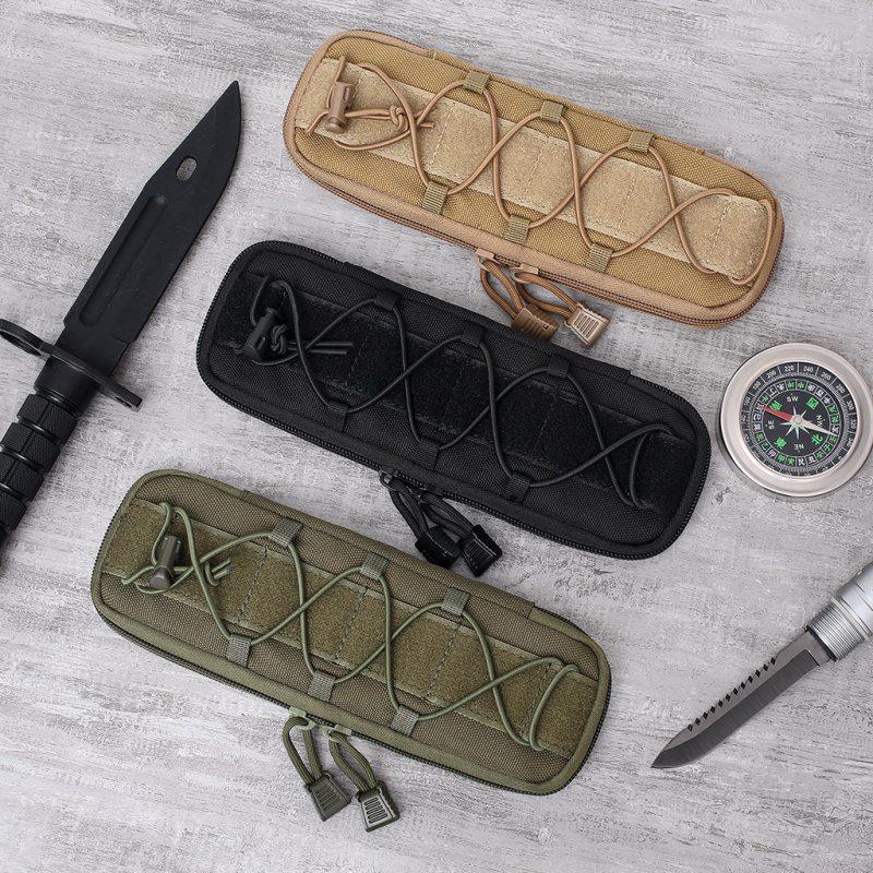 H táctico cinturón bolsa cintura chaleco bolsas molle bolsa mochila bolsa accesorios para senderismo táctico militar caza Camping Pro
