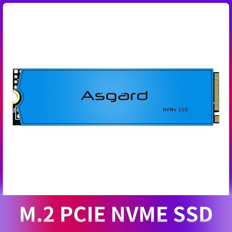 أسكارد M.2 ssd M2 بكيي NVME 500GB 1 تيرا بايت 2 تيرا بايت الحالة الصلبة محرك 2280 القرص الصلب الداخلي لأجهزة الكمبيوتر المحمول مع مخبأ