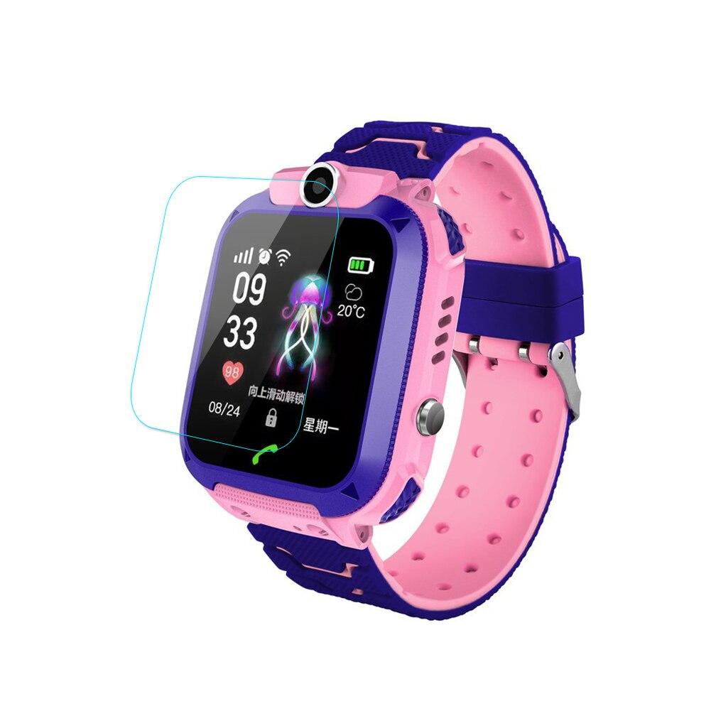 3 шт полное покрытие ТПУ защитные часы пылезащитные устойчивые к царапинам для Q12 Смарт-часы 20 мм защитные пленки
