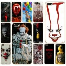 291DD Мягкий силиконовый чехол Pennywise The Clown Horror для Huawei honor 9 10 Lite 7A 5,45 7a pro 7c 5,7 дюйма 7x 8x