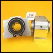 Palier linéaire bricolage pièces de 1-4 pièces   SCV8/10/12/13/16/20/25UU, bloc roulement linéaire à glissière linéaire, bricolage, partie imprimante 3D