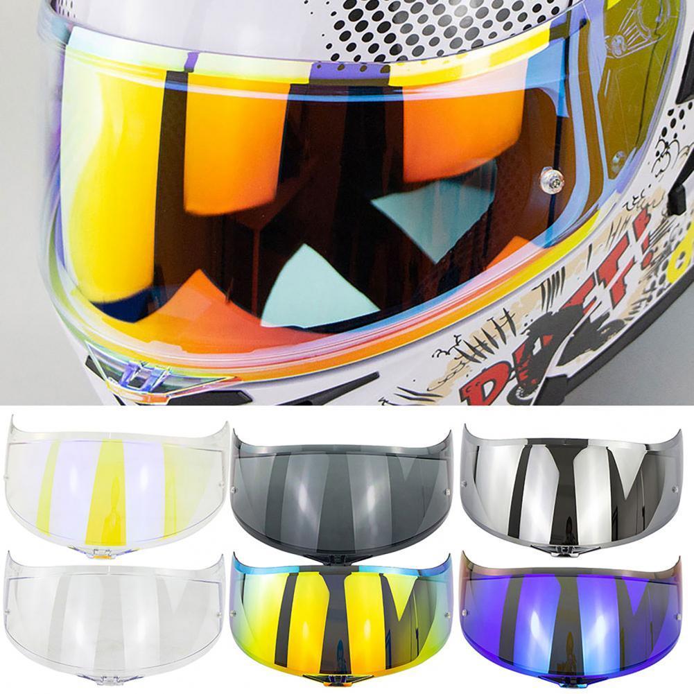 Motorcycle Helmet Lens Good Toughness UV Protection PC Motorcycle Helmet Shield Lens for K1 K3SV K5 Motorcycle Helmet   Motorcyc