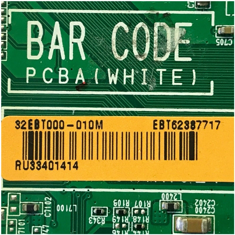 For LG 55LN5700-TB BUSYLJR Main Board EAX64872104(1.0) EBT62393521 enlarge