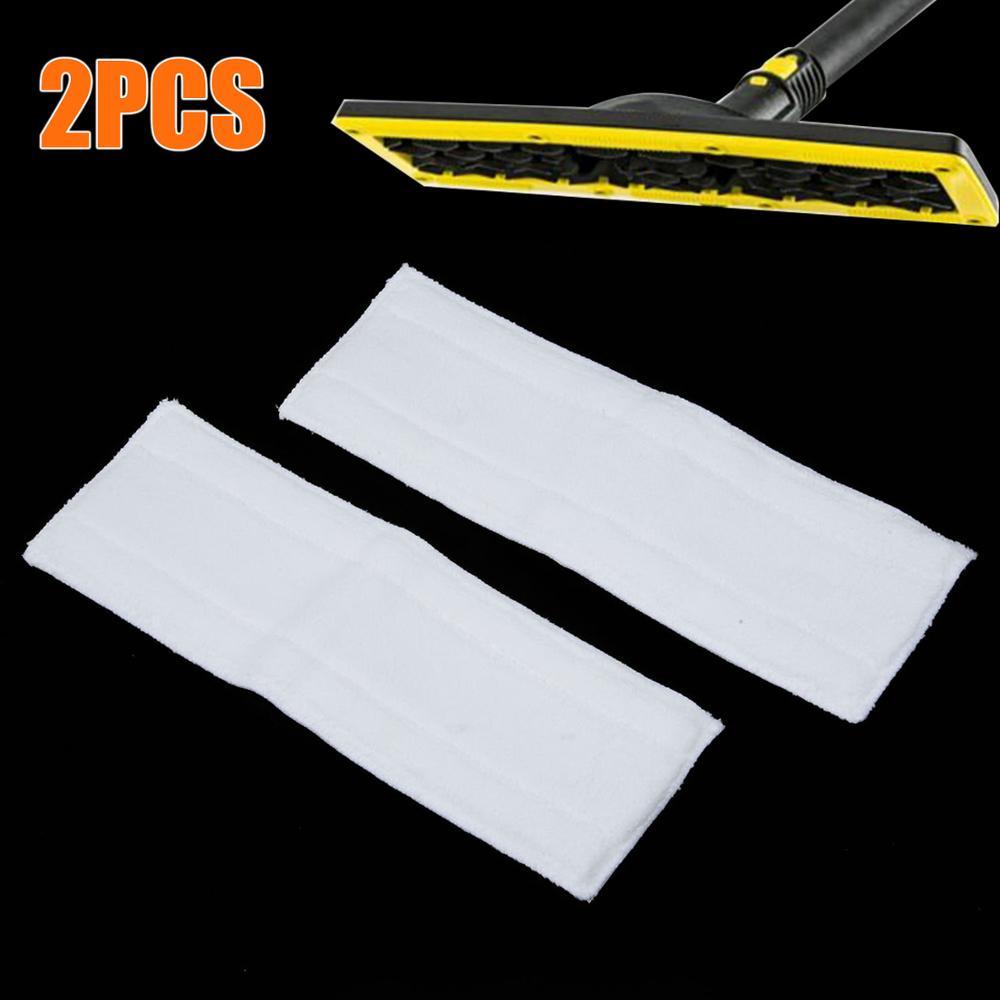 2шт Швабра Ткань мягкий пол для Karcher EasyFix SC1 SC2 SC3 SC4 SC5 часть тряпичная Швабра Ткань для очистки пола Замена