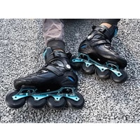 2021 girls women adult kids roller skates 4 wheels 1 row line outdoor training gym sports skating shoes sliding inline sneakers