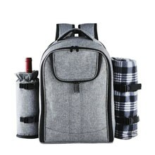 25L Outdoor Picnic Backpack Men Camping Cooler Bag Refrigerator Waterproof Cooler For Picnic Bag Wom